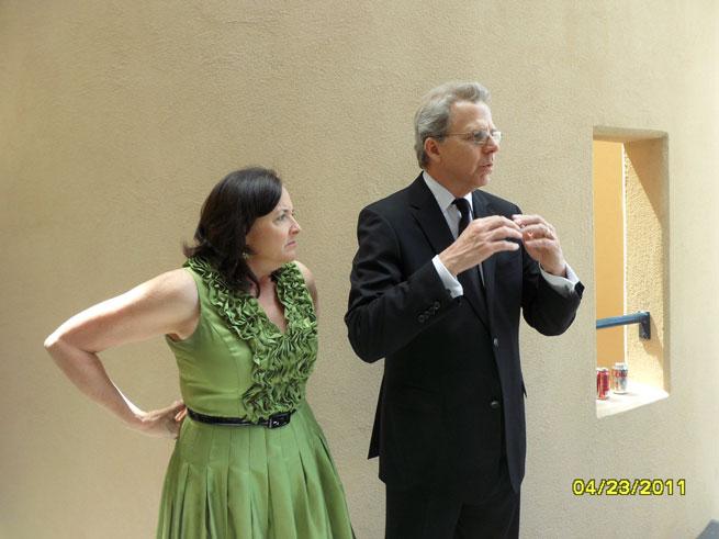 Stan Allen and Rhonda