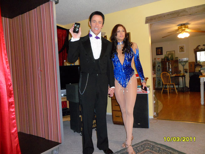Lance Burton… back in the tux